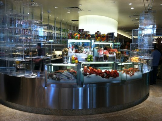 Caesars Bachanal buffet