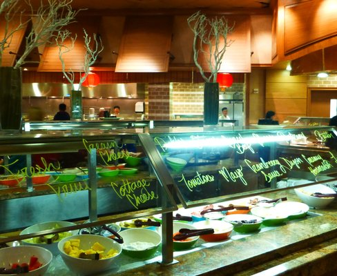 Rampart buffet vegas